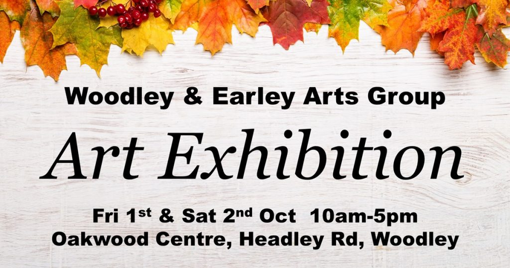 Art Exhibition at the Oakwood Centre